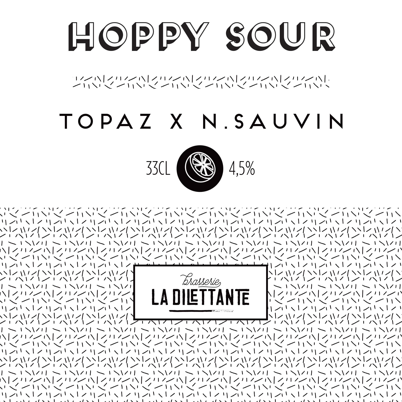 Hoppy Sour Nelson Sauvin Topaz