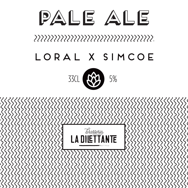 Pale Ale Loral Simcoe